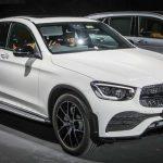 Mercedes GLC 300 Coupe 2020 diện mạo mới ra mắt Malaysia, Ảnh: paultan.org